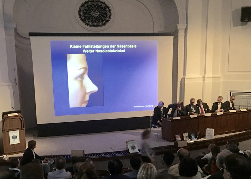 The Rhinology panel